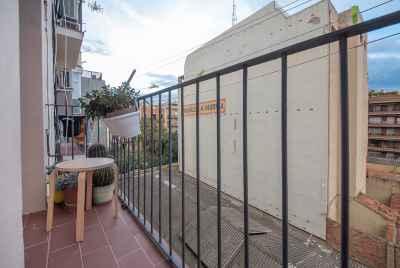 Отремонтированная квартира в центральном районе Барселоны